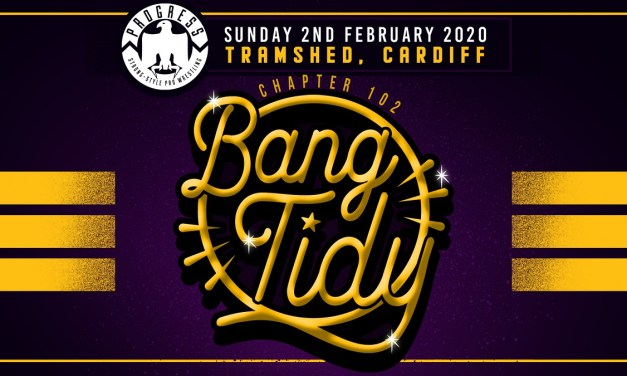 PROGRESS Chapter 102: Bang Tidy (February 02, 2020)