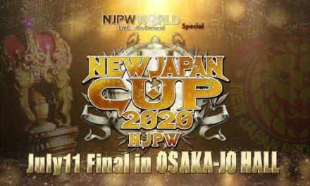 NJPW New Japan Cup 2020 – Night Nine – Finals (July 11, 2020)