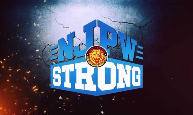 NJPW Strong E04 – Road to Fighting Spirit Unleashed (August 29, 2020)