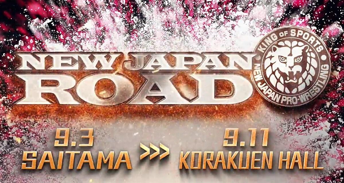NJPW New Japan Road – Night Nine (September 09, 2020)