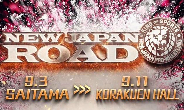 NJPW New Japan Road – Night Seven (September 06, 2020)