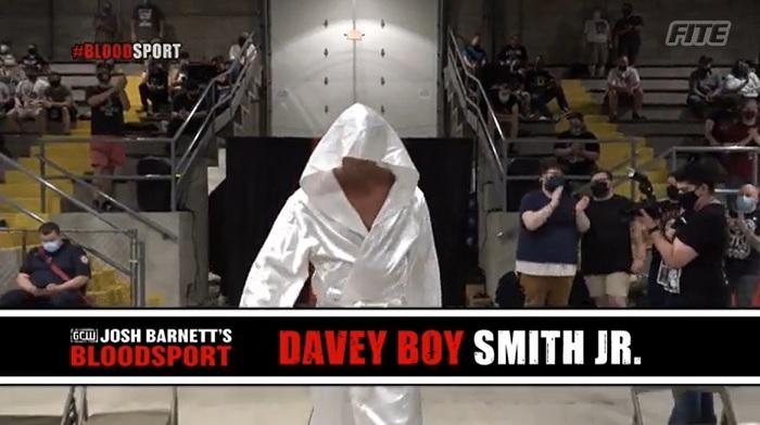 Bloodsport: Davey Boy Smith Jr.