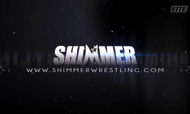 SHIMMER 118 (October 11, 2020)