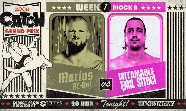 wXw Catch Grand Prix Match Review: Marius al-Ani vs. Emil Sitoci (October 31, 2020)