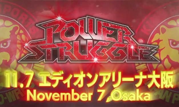 NJPW Power Struggle 2020 (November 07, 2020)