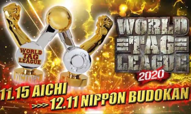 NJPW World Tag League 2020 x Best of the Super Junior 27 – Night Six (November 22, 2020)