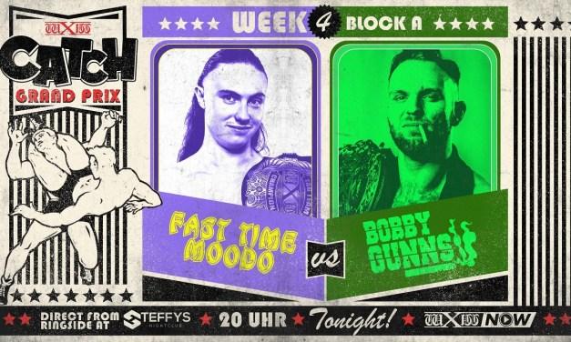 wXw Catch Grand Prix Match Review: Fast Time Moodo vs. Bobby Gunns (November 16, 2020)