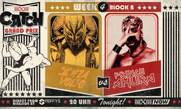 wXw Catch Grand Prix Match Review: Prince Ahura vs. Senza Volto (November 19, 2020)