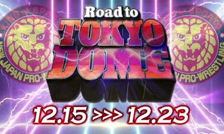 NJPW Road to Tokyo Dome – Night Six (December 22, 2020)