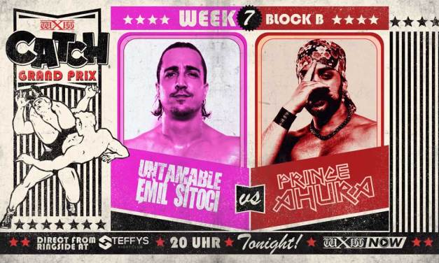 wXw Catch Grand Prix Match Review: Prince Ahura vs. Emil Sitoci (December 10, 2020)