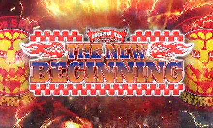 NJPW Road to The New Beginning – Night One (January 17, 2021)