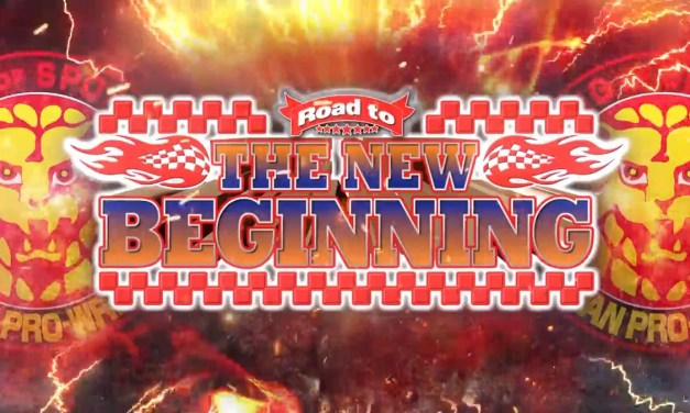 NJPW Road to The New Beginning – Night Five (January 23, 2021)