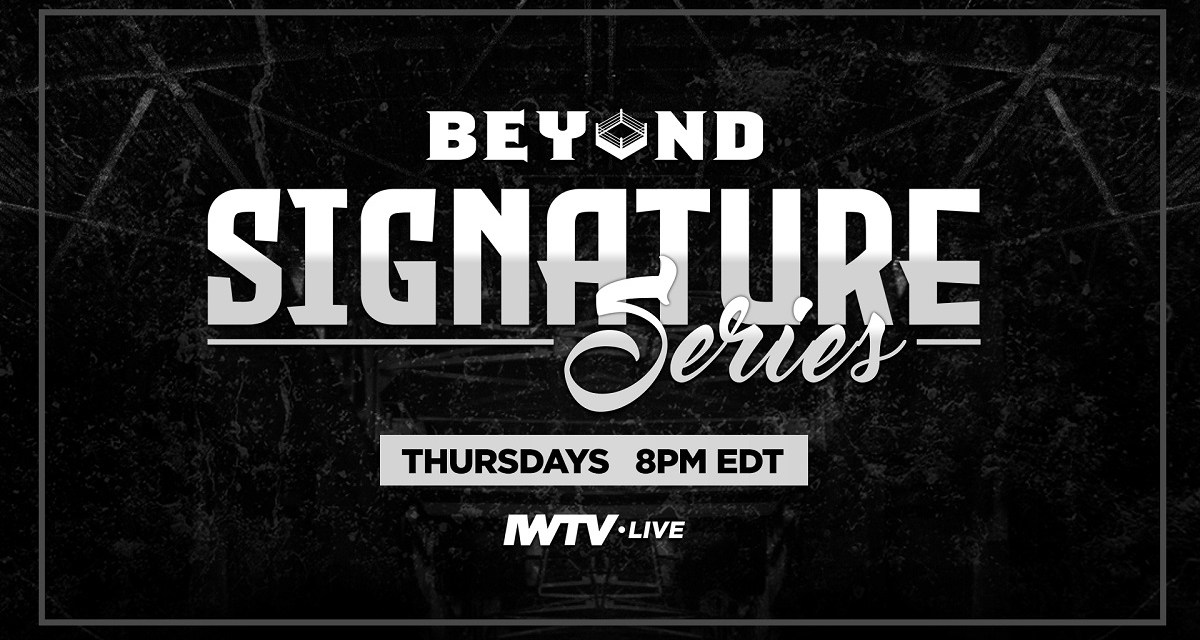 Beyond Wrestling Signature Series #6 (April 01, 2021)