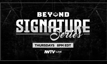 Beyond Wrestling Signature Series #1 (February 25, 2021)