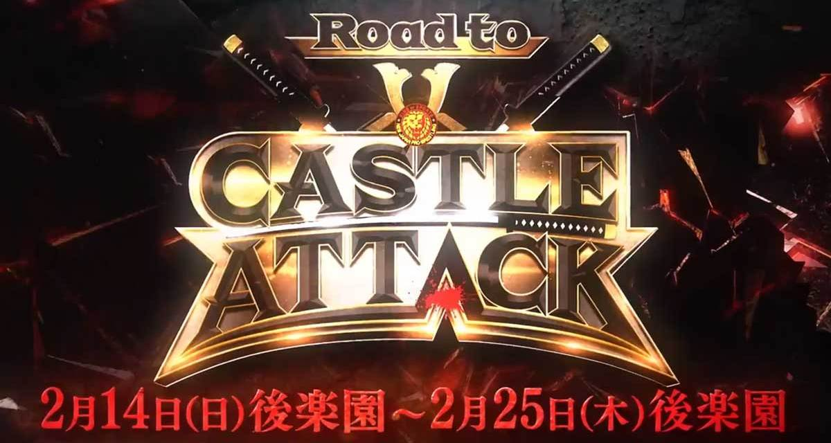 NJPW Road to Castle Attack – Night Seven (February 22, 2021)