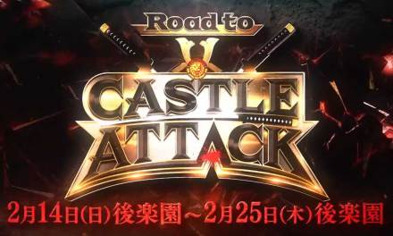 NJPW Road to Castle Attack – Night Eight (February 25, 2021)