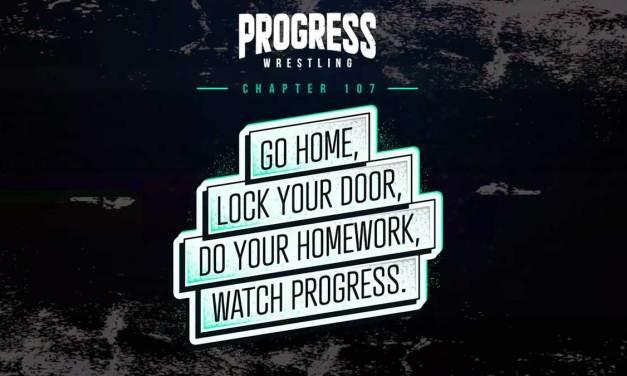 PROGRESS Chapter 107: Go Home, Lock Your Door, Do Your Homework, Watch PROGRESS (March 27, 2021)