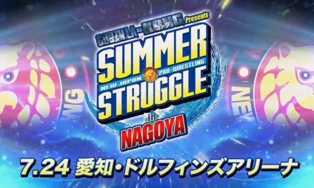 NJPW Summer Struggle in Nagoya  (July 24, 2021)