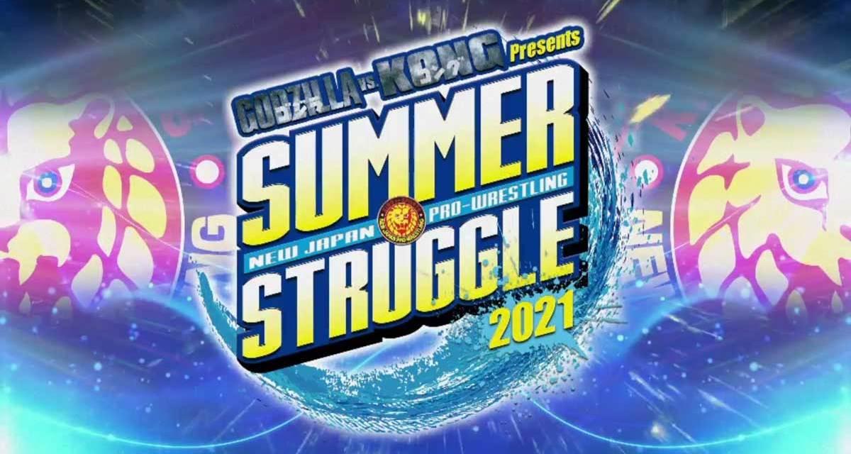 NJPW Summer Struggle 2021 – Night Twenty (August 27, 2021)