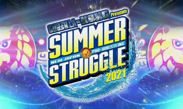 NJPW Summer Struggle 2021 – Night Five (July 27, 2021)