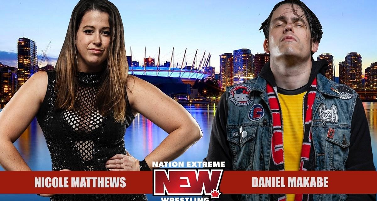 Match Review: Daniel Makabe vs. Nicole Matthews (NEW 1 – Evening Show, September 11, 2021)