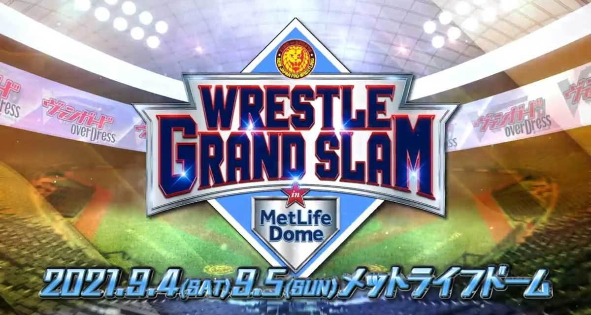 NJPW Wrestle Grand Slam in MetLife Dome – Night Two (September 05, 2021)