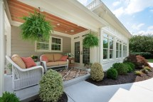 Traditional Front Porch Designs