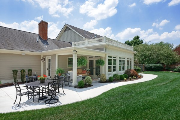 BACK Construction Awarded Best of Houzz for Design and Service