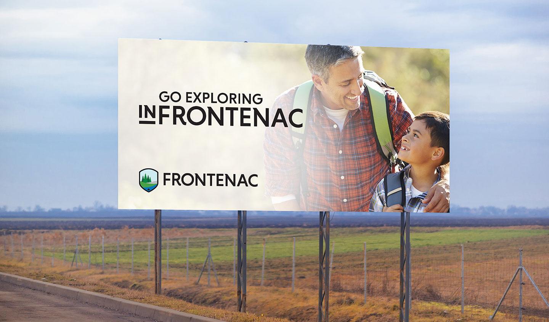 frontenac-401-sign