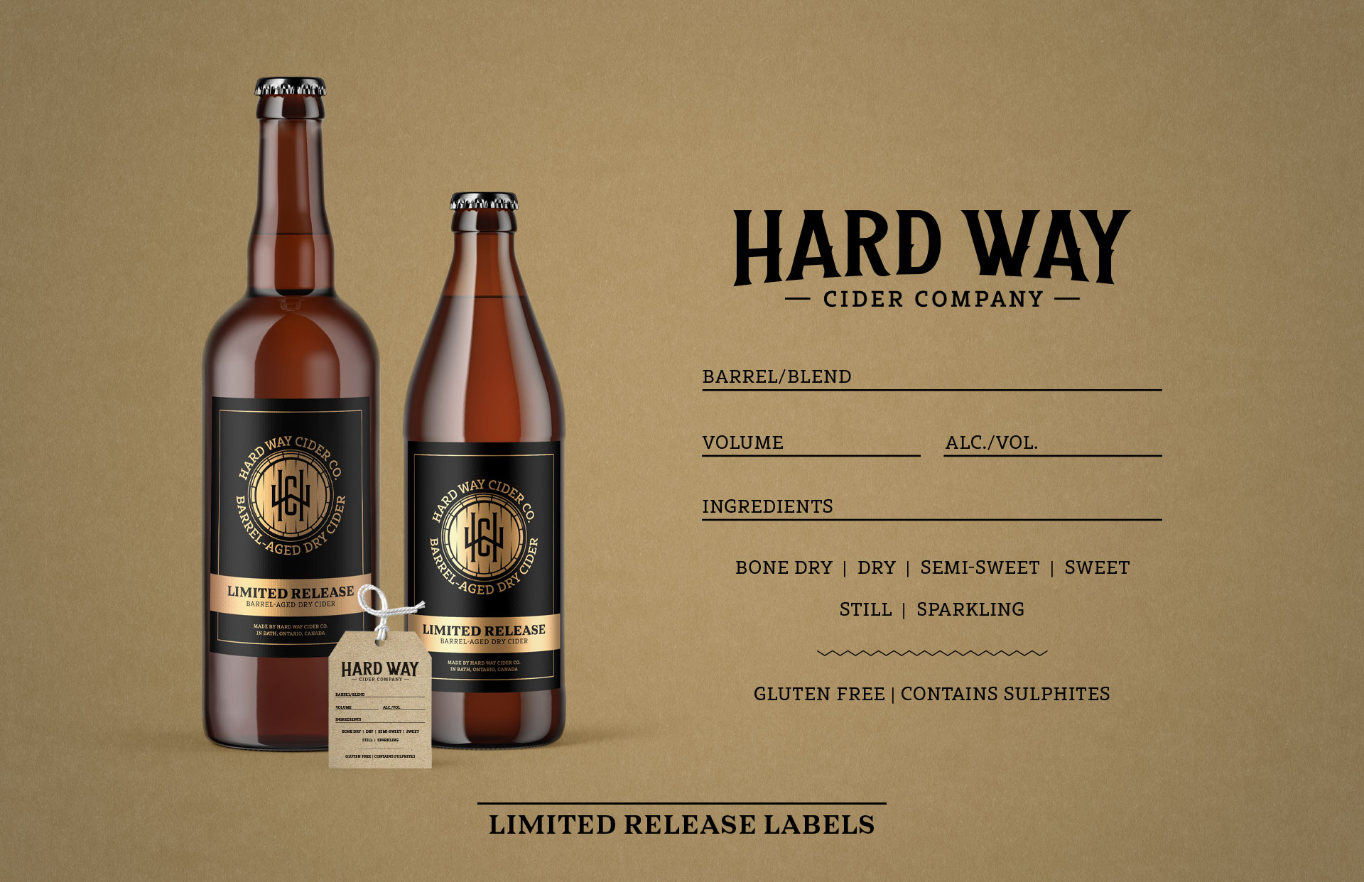 Limited Release Labels