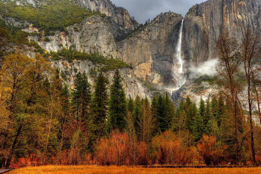 Image result for yosemite fall pictures
