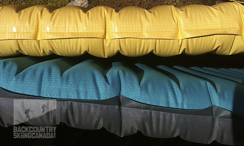 Thermarest Antares Down Sleeping Bag and NeoAir XLite
