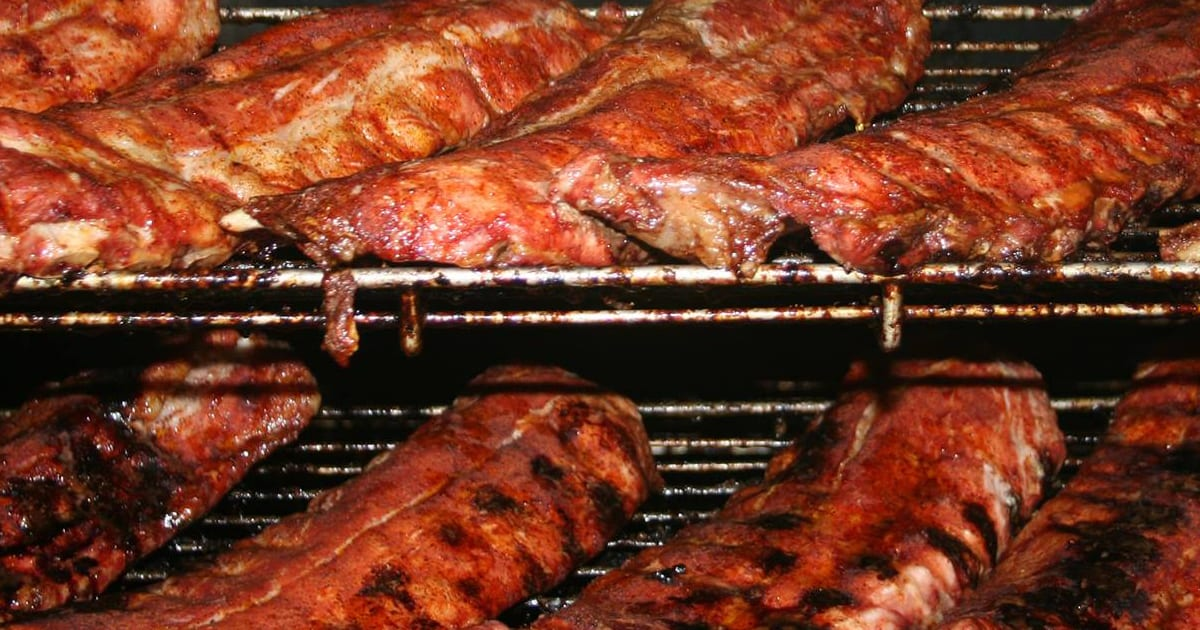 best barbecue in napa