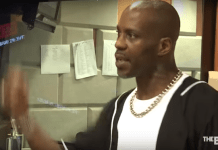 DMX interview breakfast club power 105.1 , dmx breakfast club interview , dmx interview