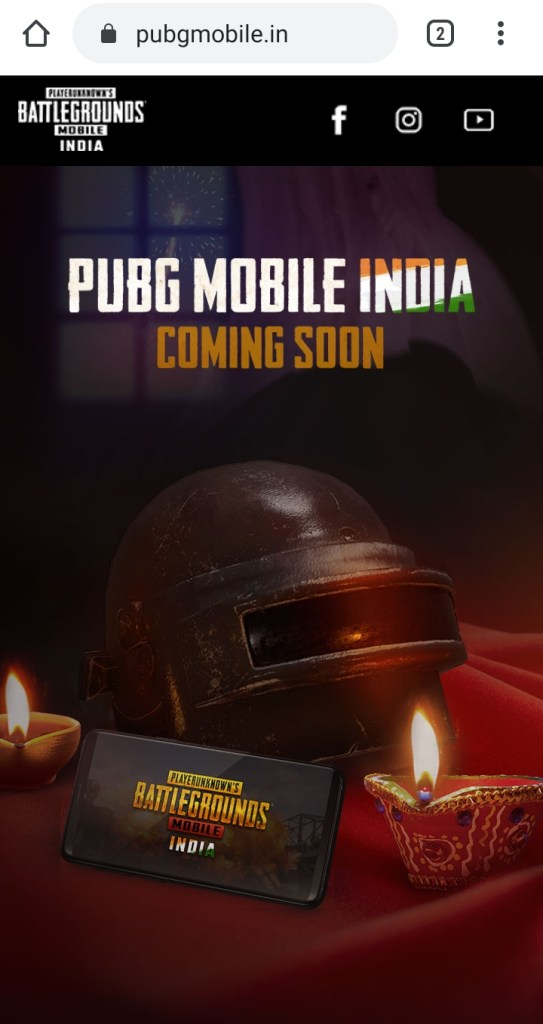 How to download PUBG MOBILE INDIA