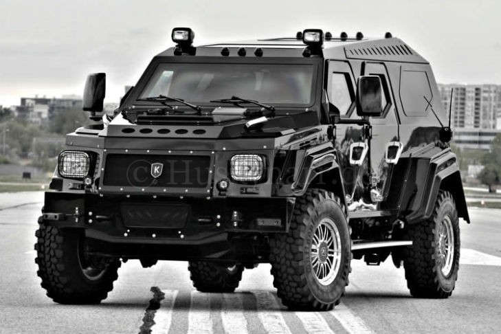 Knight XV Quelle:http://conquestvehicles.com/