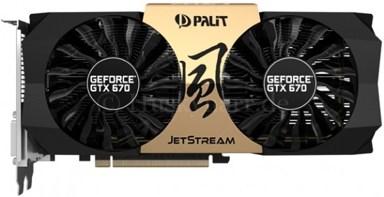 Grafikkarte Palit JetStream GTX 980 Ti