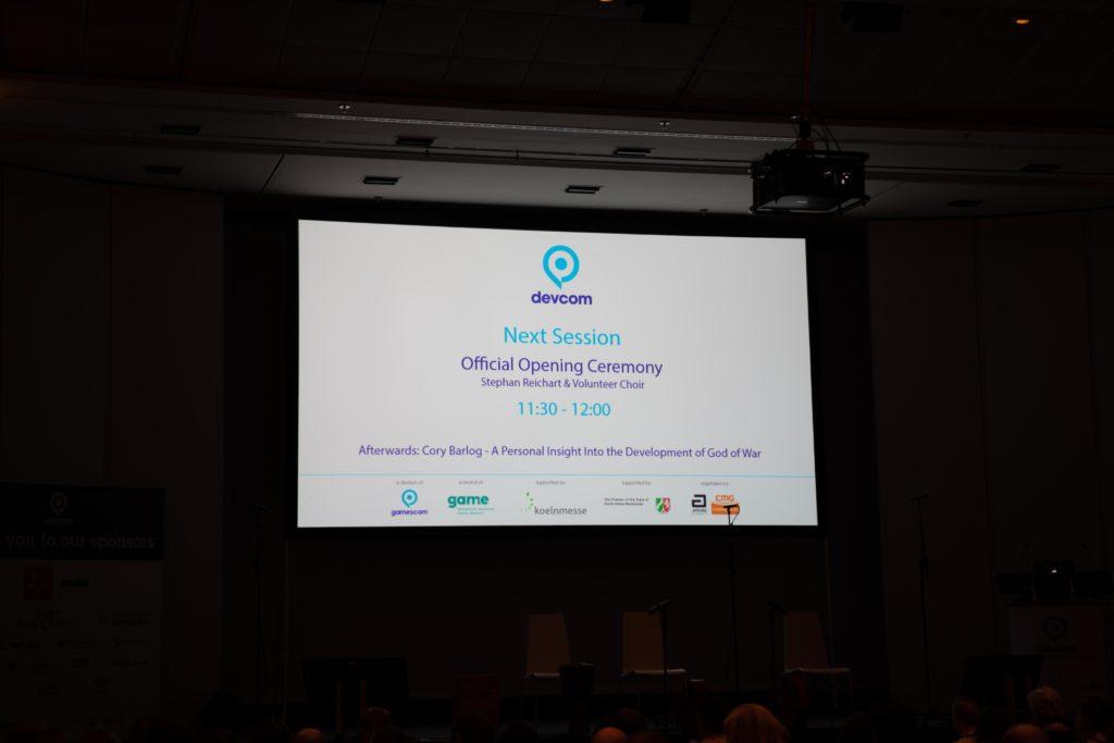 Devcom - Opening Summit - Cory Borg
