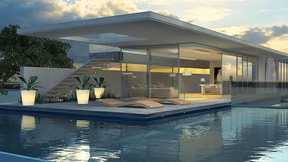 Luxusimmobilien  Luxus Haus kaufen  Luxus Wohnung  bei immoweltde