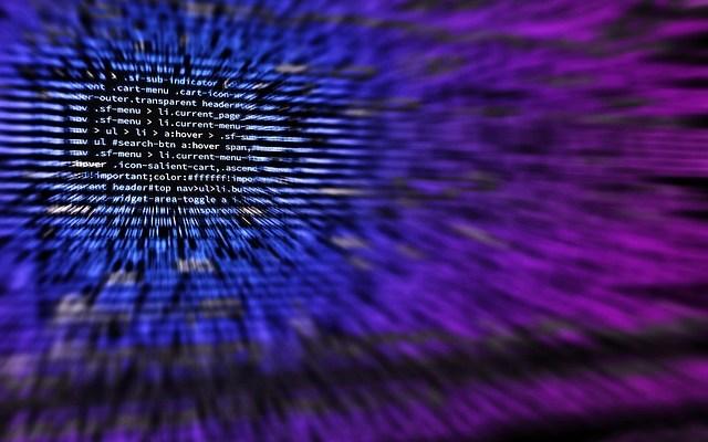 Code Cybersecurity Ransomware Malware
