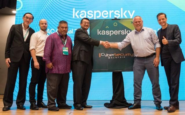 Kaspersky Transparency Center Malaysia