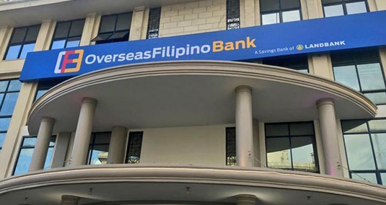 Landbank Overseas Filipino Bank OFBank