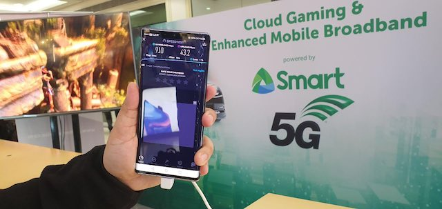Smart Communications 5G