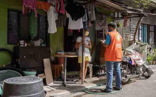 Microsoft Oxfam COVID-19 Social Amelioration Program