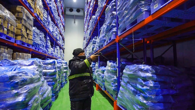 AEB Warehouse Management System