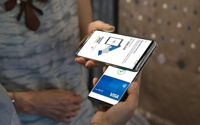 Visa Tap to Phone Payment