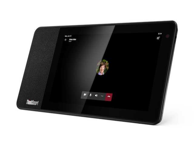 Lenovo ThinkSmart View Hero