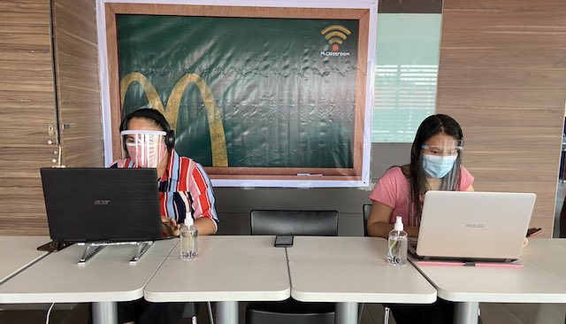 Smart Communications Inc. McDonald's McClassrooms 1