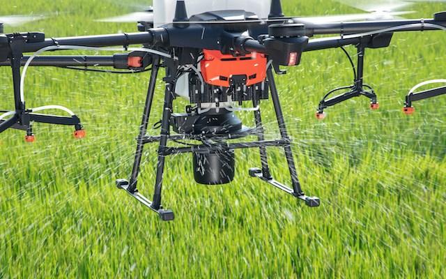 DJI AGRAS T20 Drone
