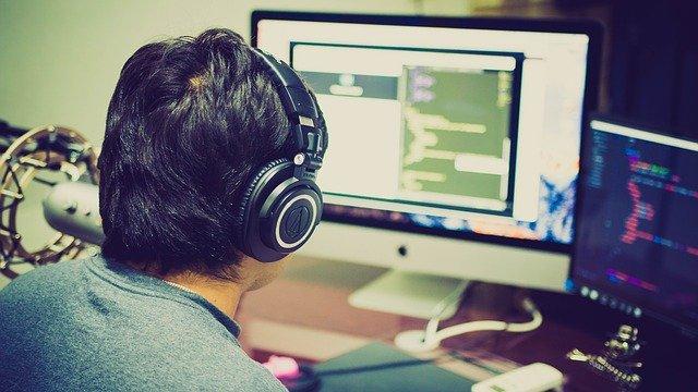 Coding Programming Laptop